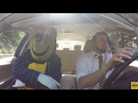 Behind the Hype Presents: Carpool Karaoke with Cal Spirit