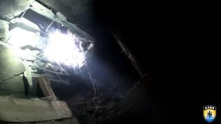 Разрушения после обстрела градов в Мариуполе