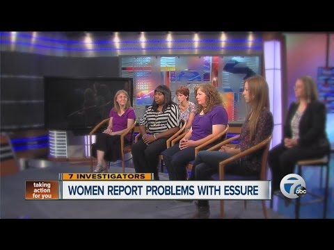 Women Report Problems With Essure