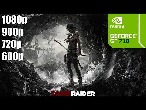 Tomb Raider - GT 710  