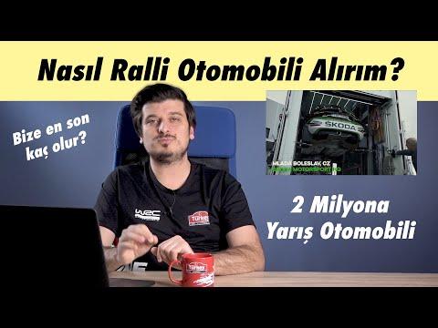 RV // Nasıl Ralli Otomobili Alırım? | 2 Milyon Liralık Yarış Otomobili