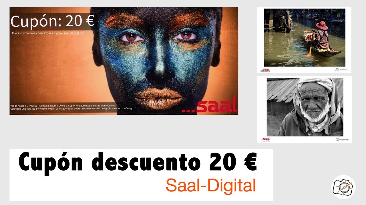 Saal Digital | Cupon descuento 20 € - 2017 | Jesus Botaro - YouTube