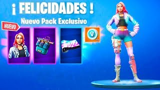 I have the *NEW FORTNITE EXCLUSIVE PACK*