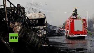 Más de 20 muertos en explosión cerca de planta química en China