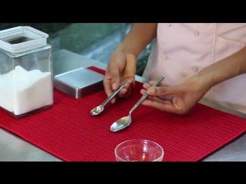 Teaspoon elaegypt for 1 tablespoon vs teaspoon