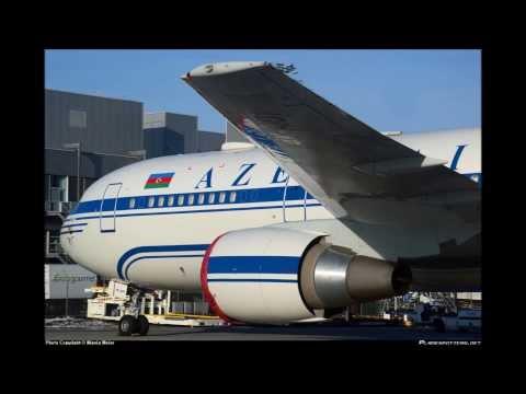 Azerbaijan Airlines (Azərbaycan Təyyarələri)