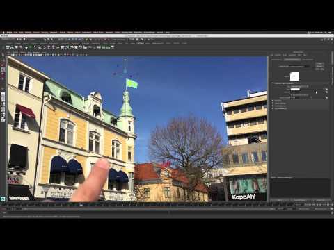 3D Matchmove | Timelapse | Pirate/IFK