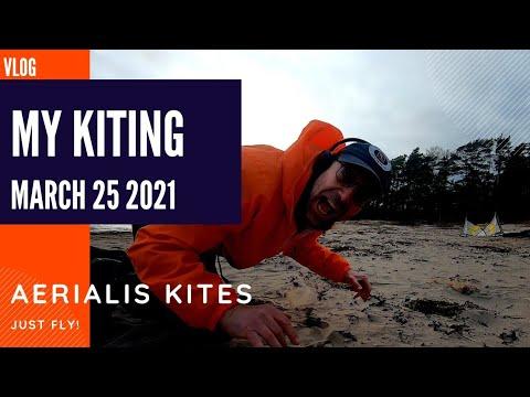 My Kiting - March 25th 2021 - ... isn't it?