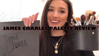 James Charles x Morphe Palette Review