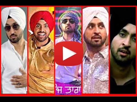 Awards won by diljit dosanjh.