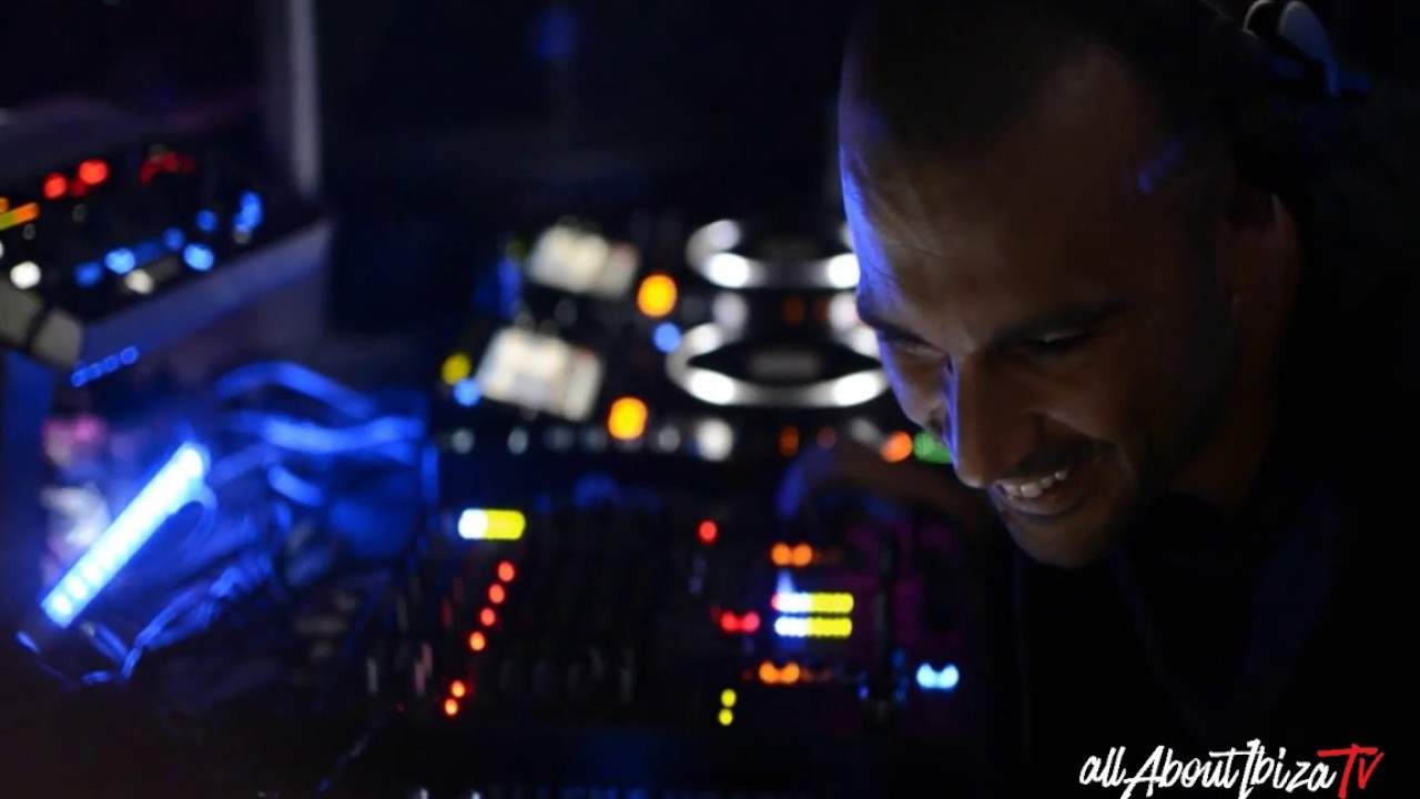 ILARIO ALICANTE · US Opening Party at Sankeys Ibiza © www.Allaboutibizatv.net