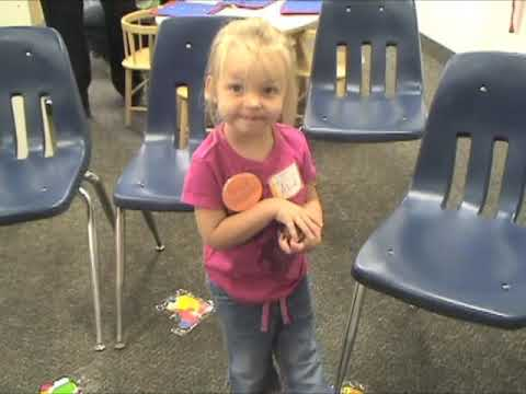 Download Alice's First Day of preschool - September 10, 2009