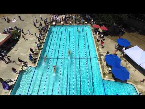 Saratoga Woods Swim Meet - June 2015