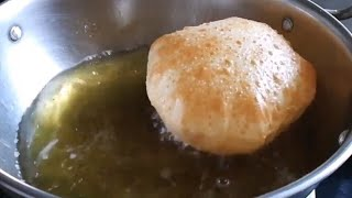 poori in kannada - ಗೋದಿ ಪೂರಿ - wheat puri recipe - godhi poori recipe in kannada