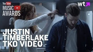 Justin Timberlake Gets Knocked Out In TKO | What's Trending Now
