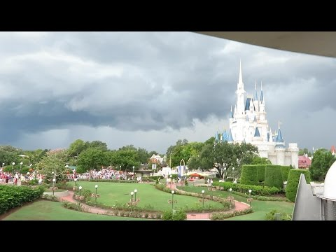Getting Stuck On Every Ride Ever At Disney's Magic Kingdom!!! (9.8.14)