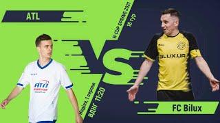 Полный матч ATL 2 0 FC Bilux Турнир по мини футболу в городе Киев
