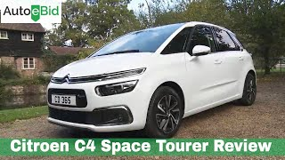 2019 Citroen C4 Space Tourer Review