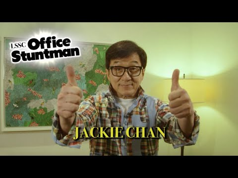 Thumbnail: Jackie Chan: Late Show Office Stuntman