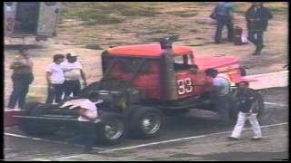 GATR Big Rig race-1983 Father's Day Dover DE.....Great American Truck Racing