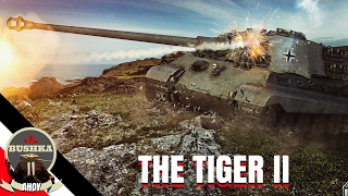 World of Tanks Blitz Gameplay The Tiger Who?