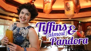 WALT DISNEY WORLD Vacation Vlogs | May 2017 | TIFFINS & (almost) PANDORA
