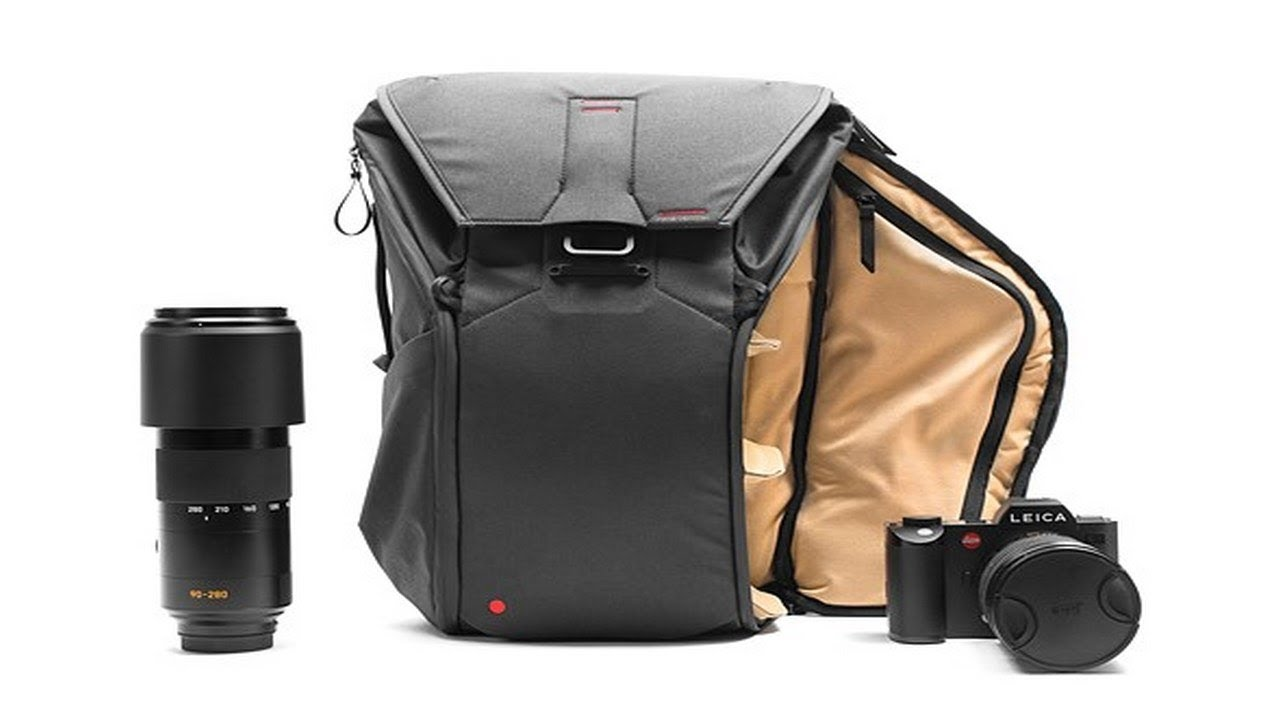 1feb198c65fb The new Travel Backpack 45L backpack from Peak Design is designed to be the  ideal bag.