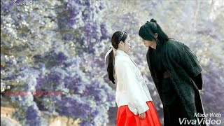 Zara si dil mein||Korean mix|| moon lovers||