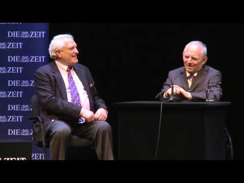 ZEIT Soiree: Wolfgang Schäuble im Gespräch mit Josef Joffe und Roman Pletter // Lange Nacht der ZEIT