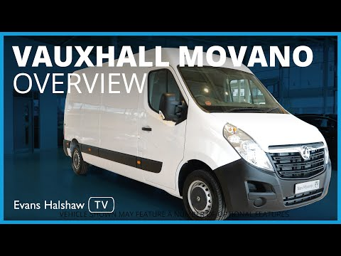 Vauxhall Movano Car Review