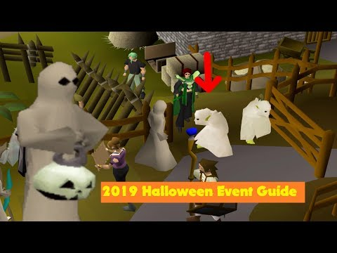 Runescape Halloween 2020 F2p OSRS Halloween Event 2019 (Very Easy Guide)   YouTube