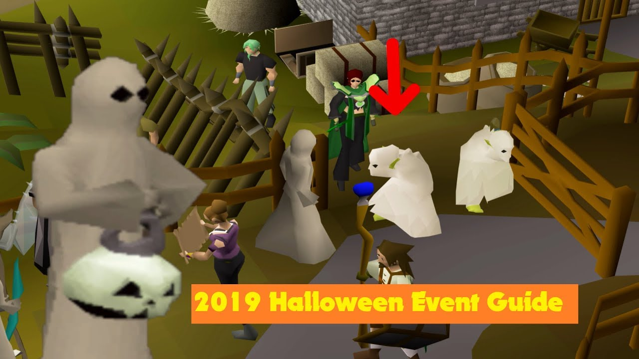 Halloween Quest 2020 Osrs OSRS Halloween Event 2019 (Very Easy Guide)   YouTube