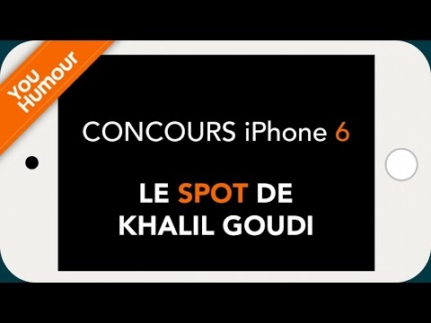 KHALIL - Concours Spot You Humour