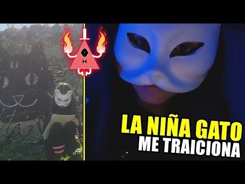 La NIÑA GATO me TRAICIONA por BILL CIPHER de GRAVITY FALLS