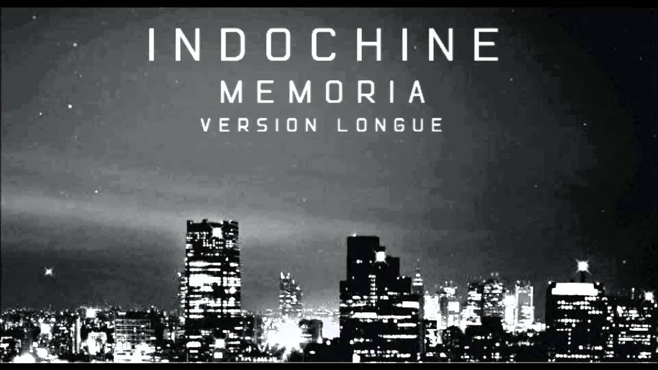 indochine memoria