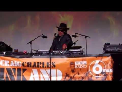 Glastonbury 2014 Craig Charles Funk and Soul Club, Hell Stage Shangri La HD