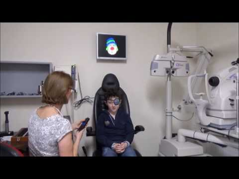 What Happens in an Eye Exam? A Guide for Children by Elliott Opticians