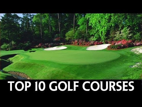 Top 10 Most Beautiful Golf Courses