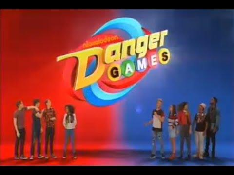 Danger Games Teaser Trailer 2 Crossover W Henry