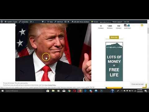 Congress loves blockchain, Trump bans US purchase of Venelzuelan petro coin