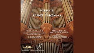 Première Symphonie Pour Grand Orgue, Op 14: II. Fugue