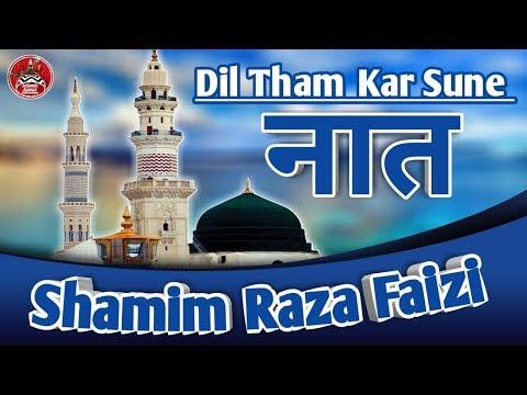 Shamim Faizi | Naat Sharif New | Be Jaan Hai Ptthar Ye Magar Bol Raha Hai | Shamim Faizi Naat Sharif