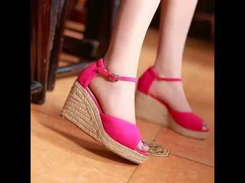 รองเท้าแฟชั่นสวยๆ รองเท้าบูท รองเท้าส้นสูง
