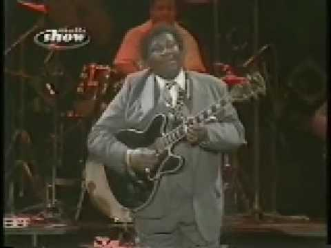 When it All Comes Down I´ll Still Be Around BB King