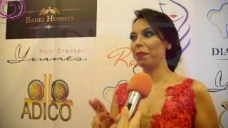 خاص بالفيديو.. مروة ناجي تكشف عن مدى علاقتها القوية بمصمم الأزياء بهيج حسين