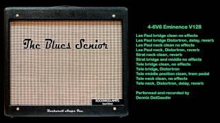 Blues Senior 4-6v6