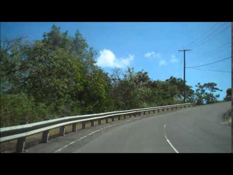 Transfer from St Lucia Airport to Soufriere