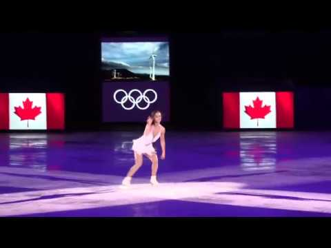 Kaetlyn OSMOND 2018 Gala Feb.25,2018
