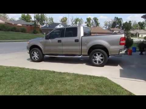 2004 Ford F150 SuperCrew Lariat