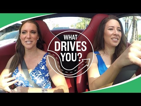 What drives WWE Chief Brand Officer Stephanie McMahon? | What Drives You thumbnail